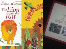 Lion picture books