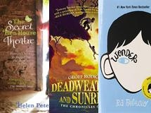 Waterstones Children's Book Prize (5-12 years)