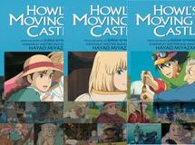 Howl's Moving Castle: Graphic