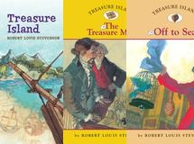 Treasure Island: Easy Reader Classics
