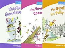 Penguin Kids Graded Readers: Roald Dahl
